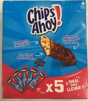 Chips Ahoy! Barritas - Produit - es