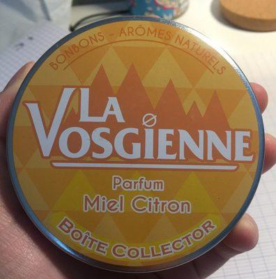 Bonbons Parfum Miel Citron - Produit