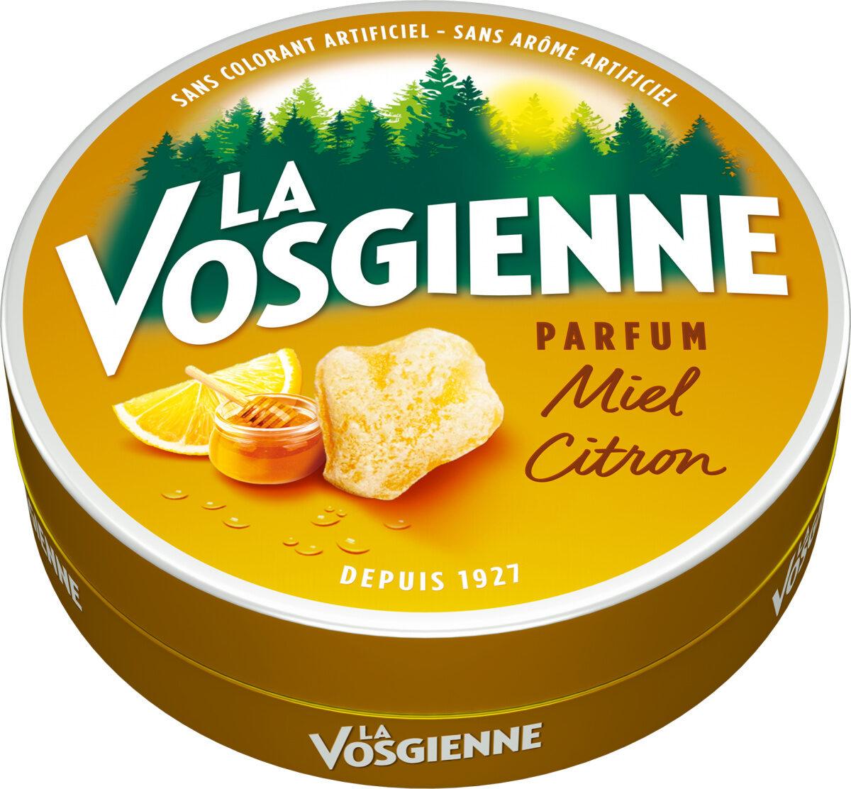 Bonbons Parfum Miel Citron - Produit - fr