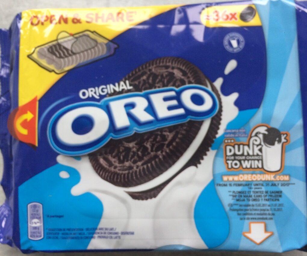 Oreo Original Sandwich Biscuits Share Pack - Produit - fr
