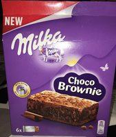 Bizcocho Choco Brownie Pack - Produit - es