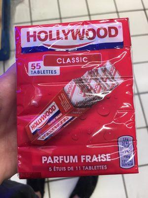 Hollywood classic parfum fraise - Product