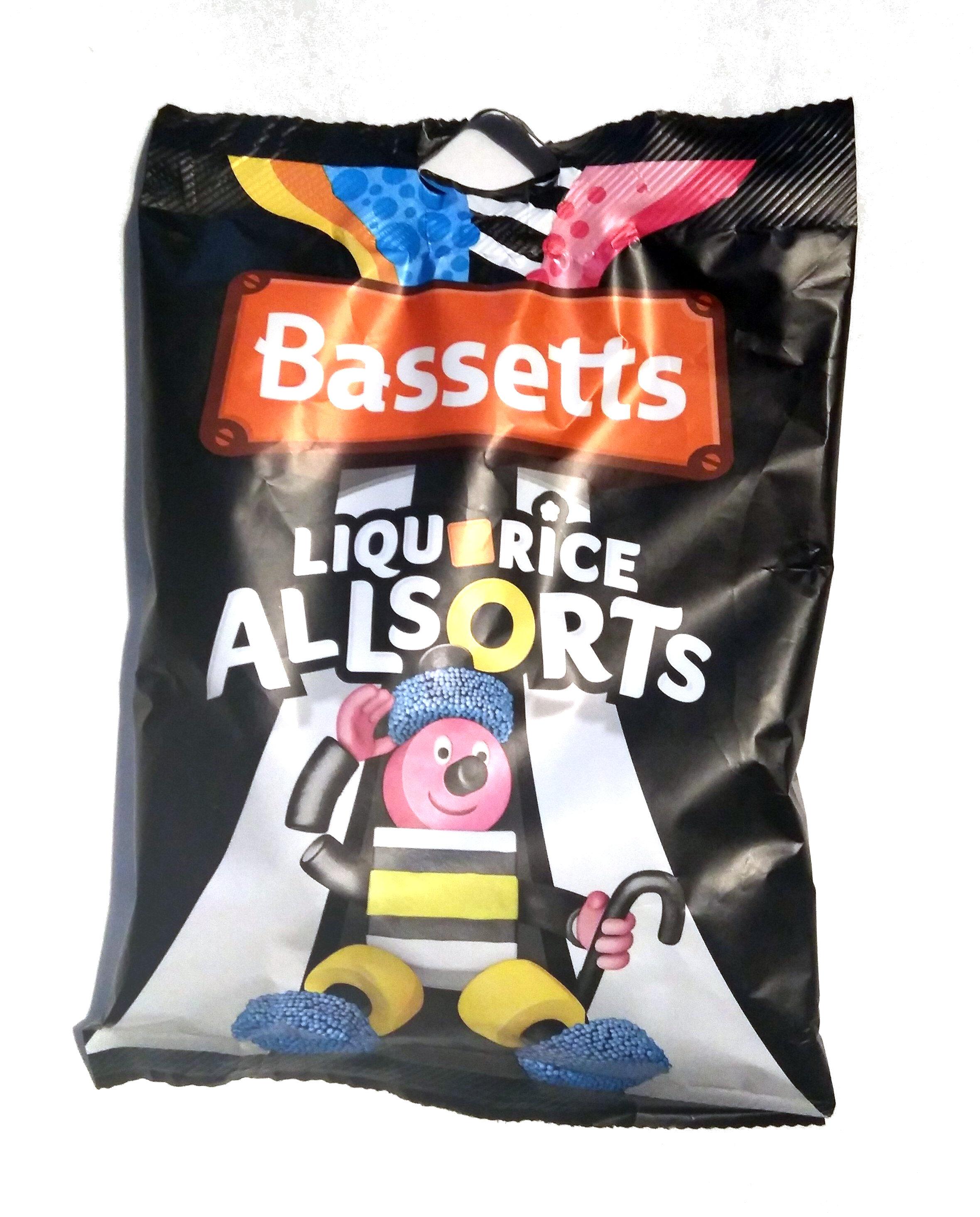 Liquorice Allsorts - Product - nl