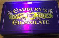 Diary Milk chocolate - Produit