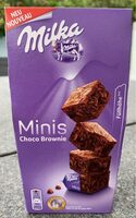 Minis Choco Brownie - Produit - fr