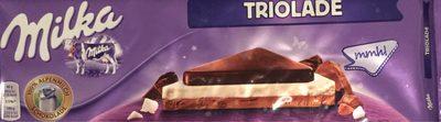 Milka, Triolade - Product