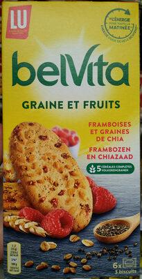 Belvita Graine et fruits - Prodotto - fr