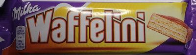 Wafelek oblany czekoladą mleczną z mleka alpejskiego. - Produit