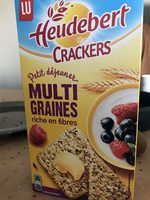 Crackers petit déjeuner multi graines 200 g - Product