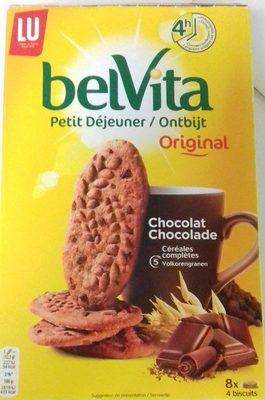 Belvita Petit Déjeuner Original Chocolat - 48