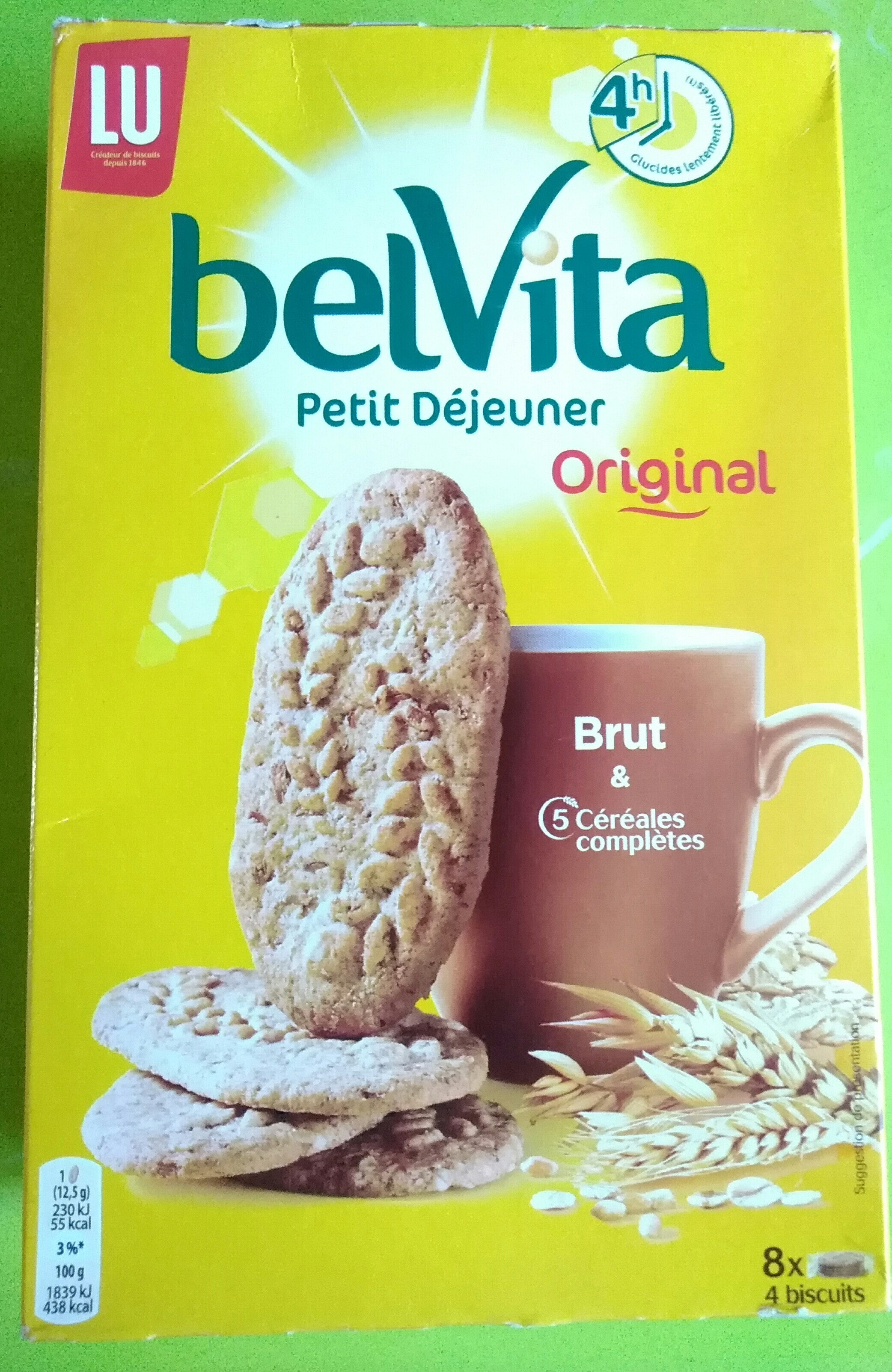 belvita original petit dejeuner - Product - fr