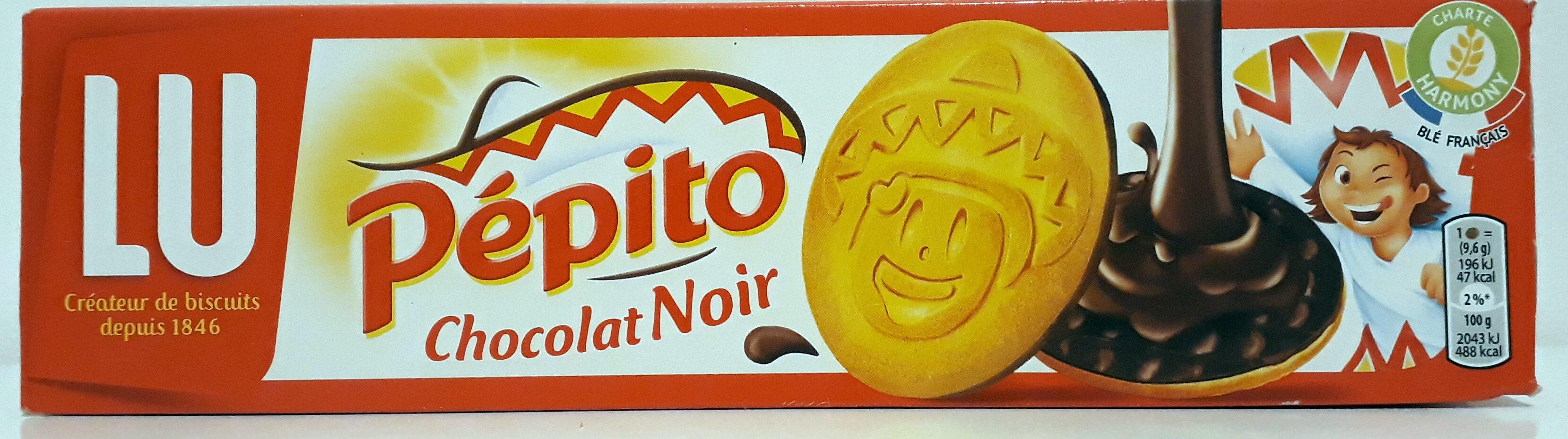 Pépito - Chocolat noir - Produit - fr