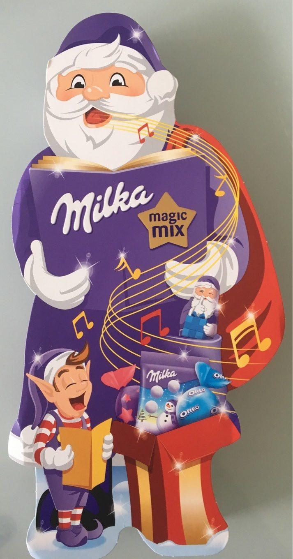 Magic mix - Product
