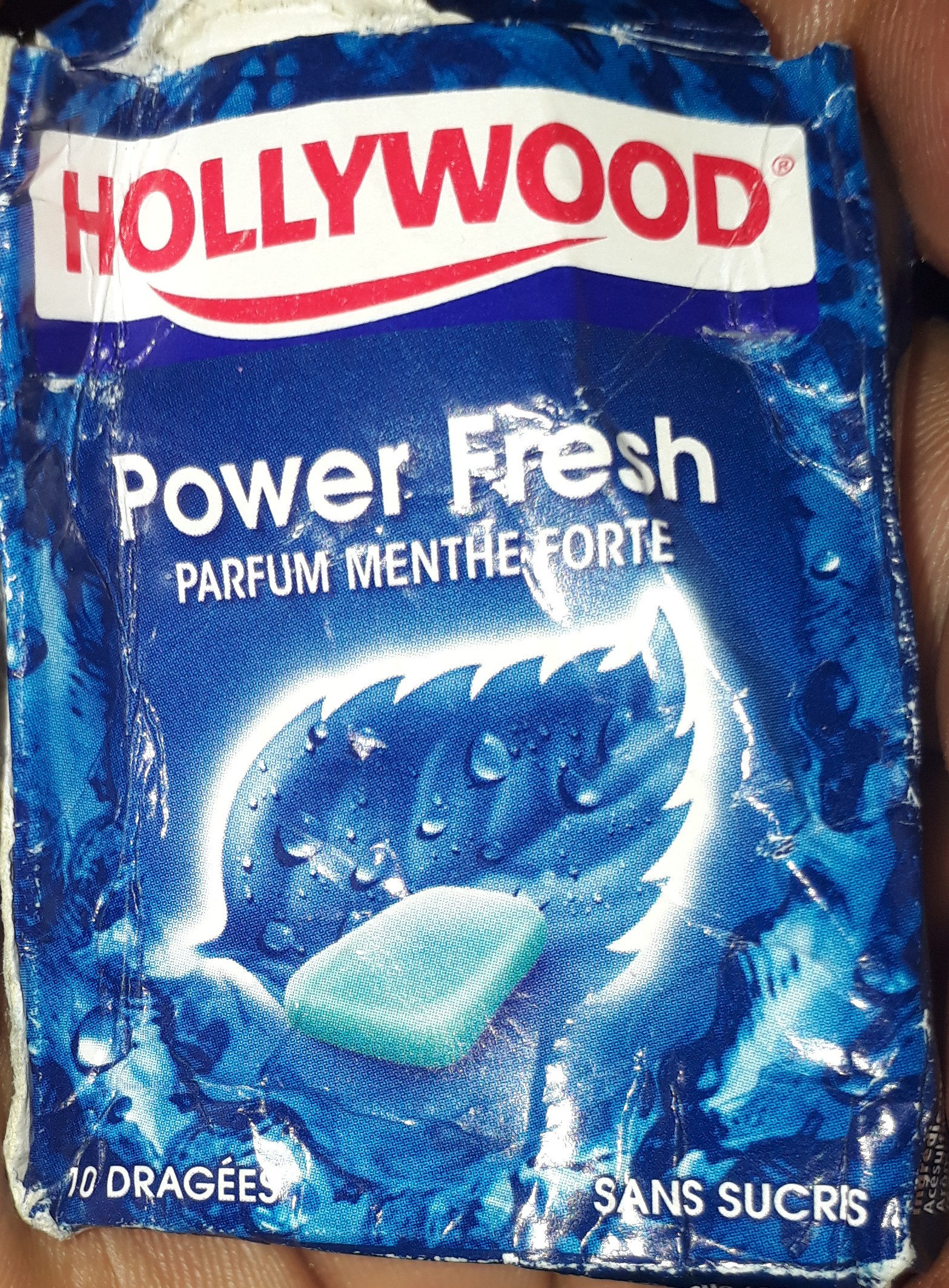 Power fresh - Product