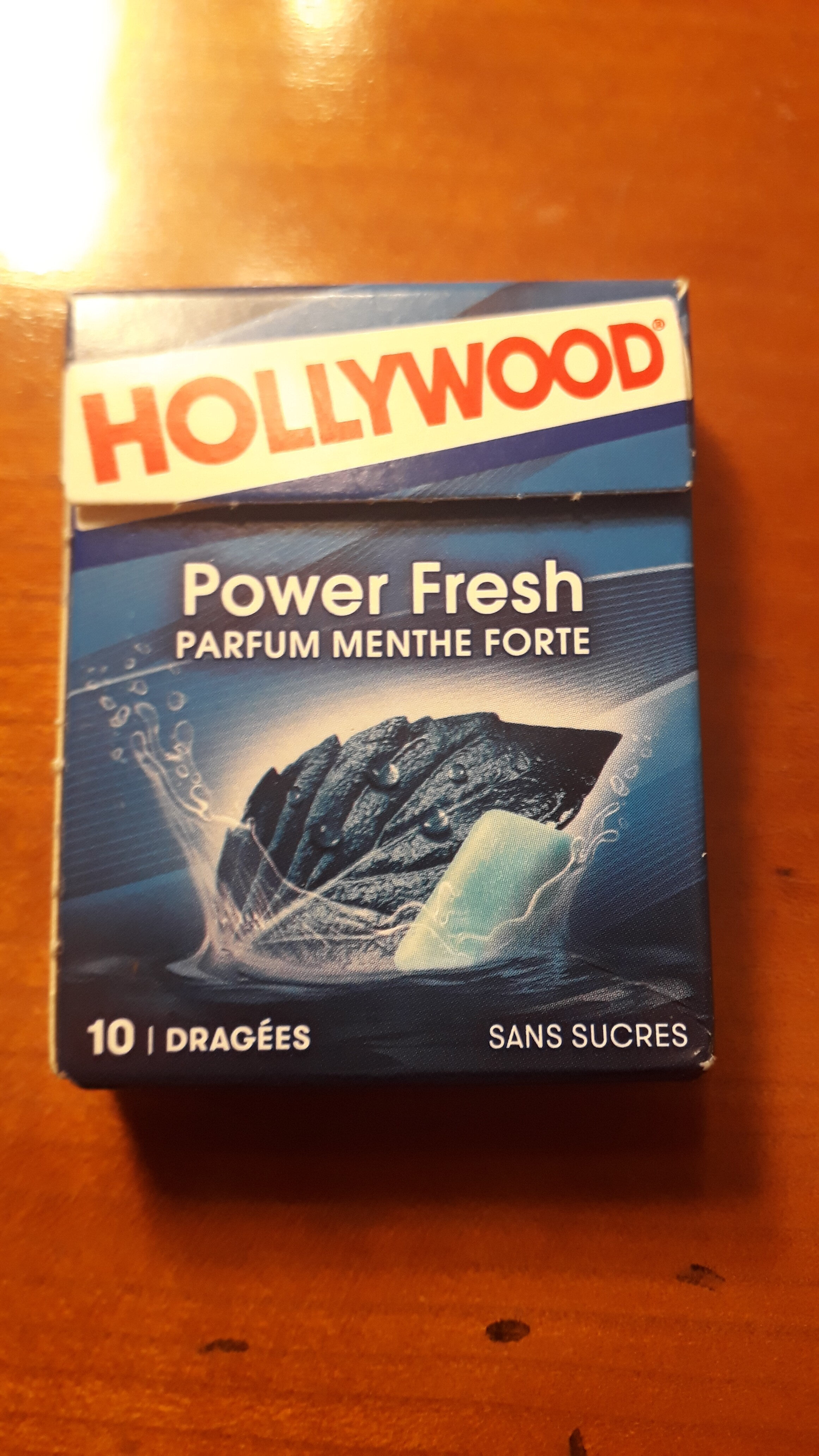 Power fresh - Produit