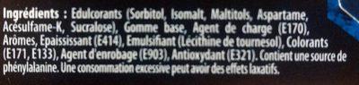 Power fresh - Ingredients - fr