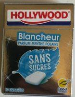 Blancheur parfum menthe polaire - Produit - fr