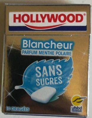 Blancheur parfum menthe polaire - Produkt