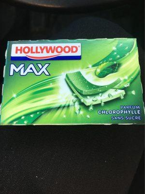 Menthe verte max sans sucres - Produit