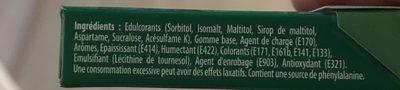 Hwd greenfresh x5 oe - Ingredients