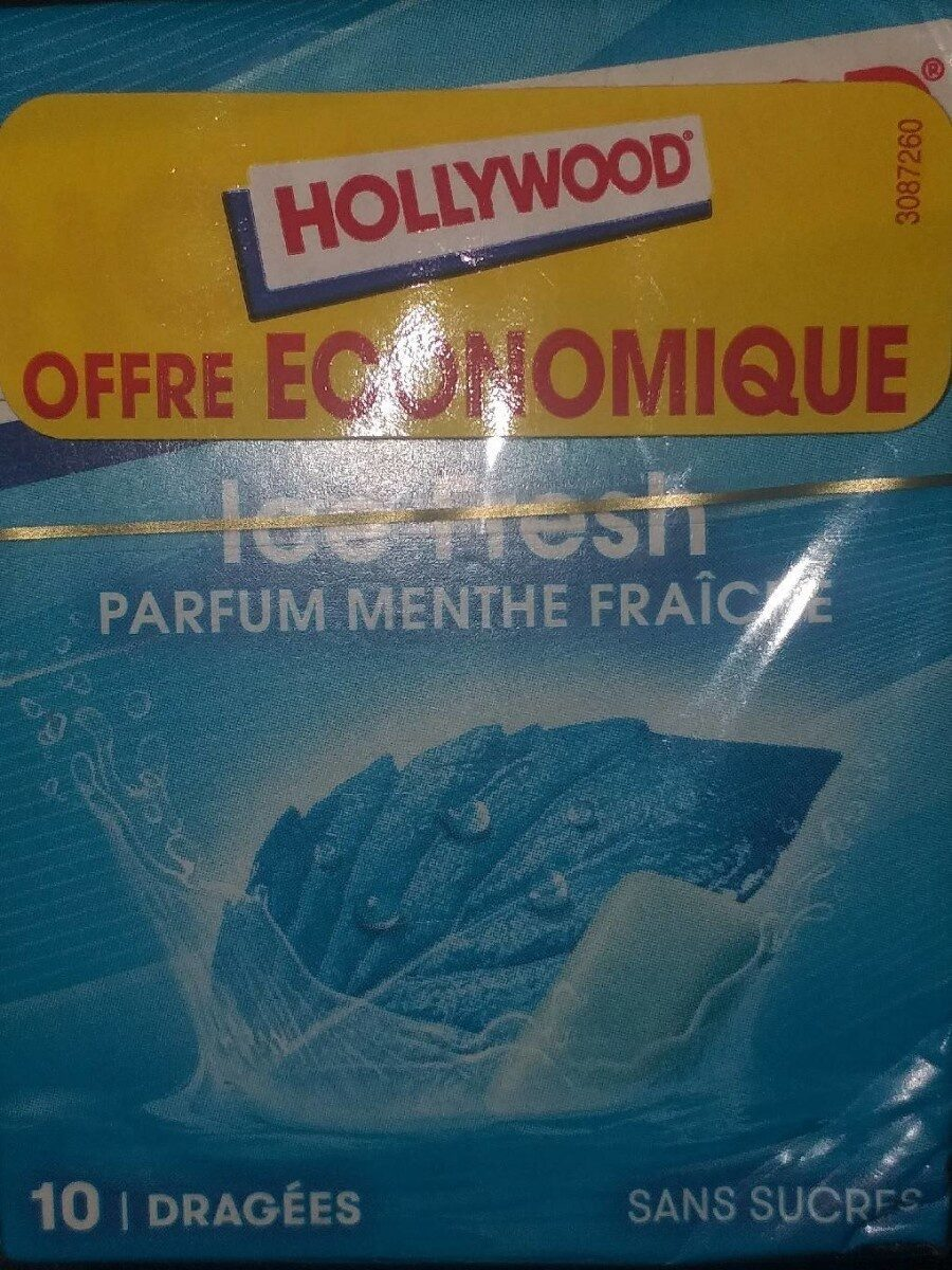icefresh farfum menthe fraîche - Product - fr