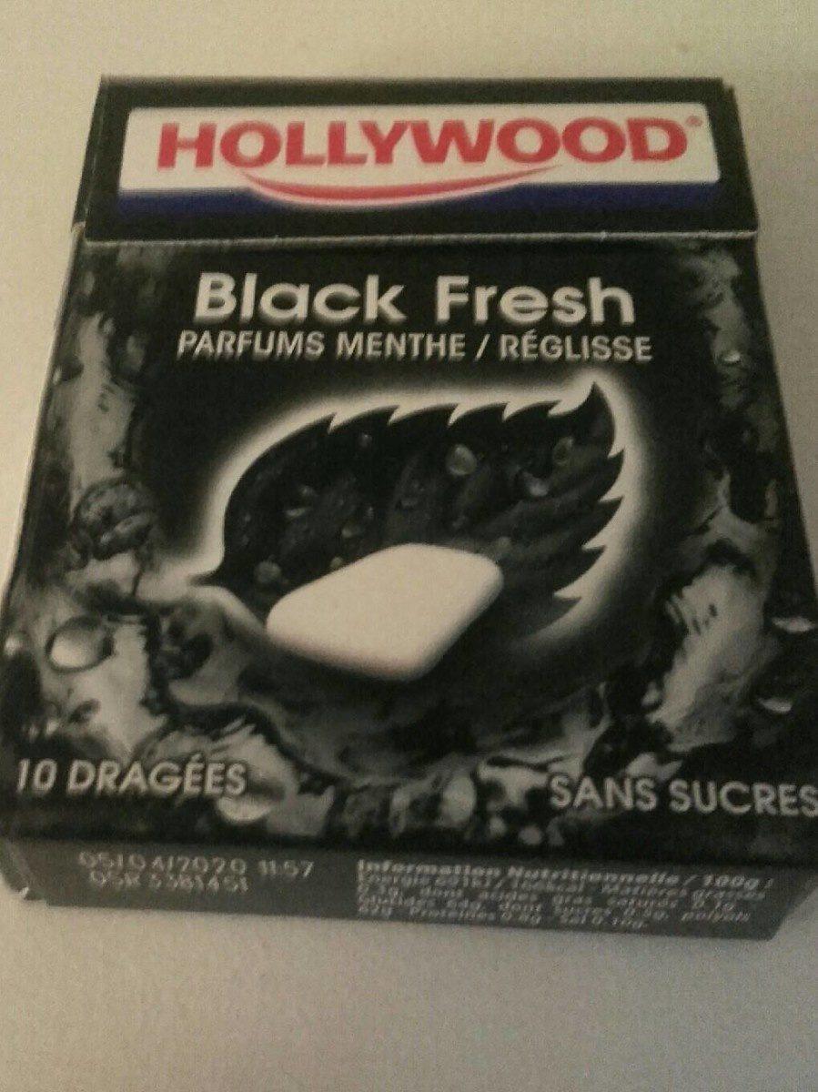 Black fresh - Produit