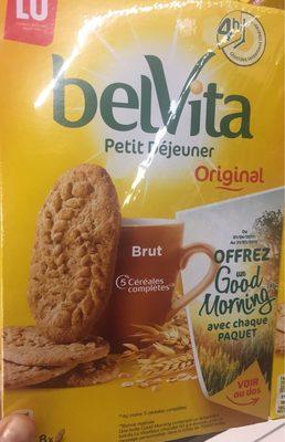 Belvita - Produit - fr