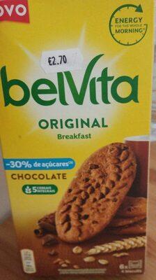 Belvita original breakfast chocolate - Product
