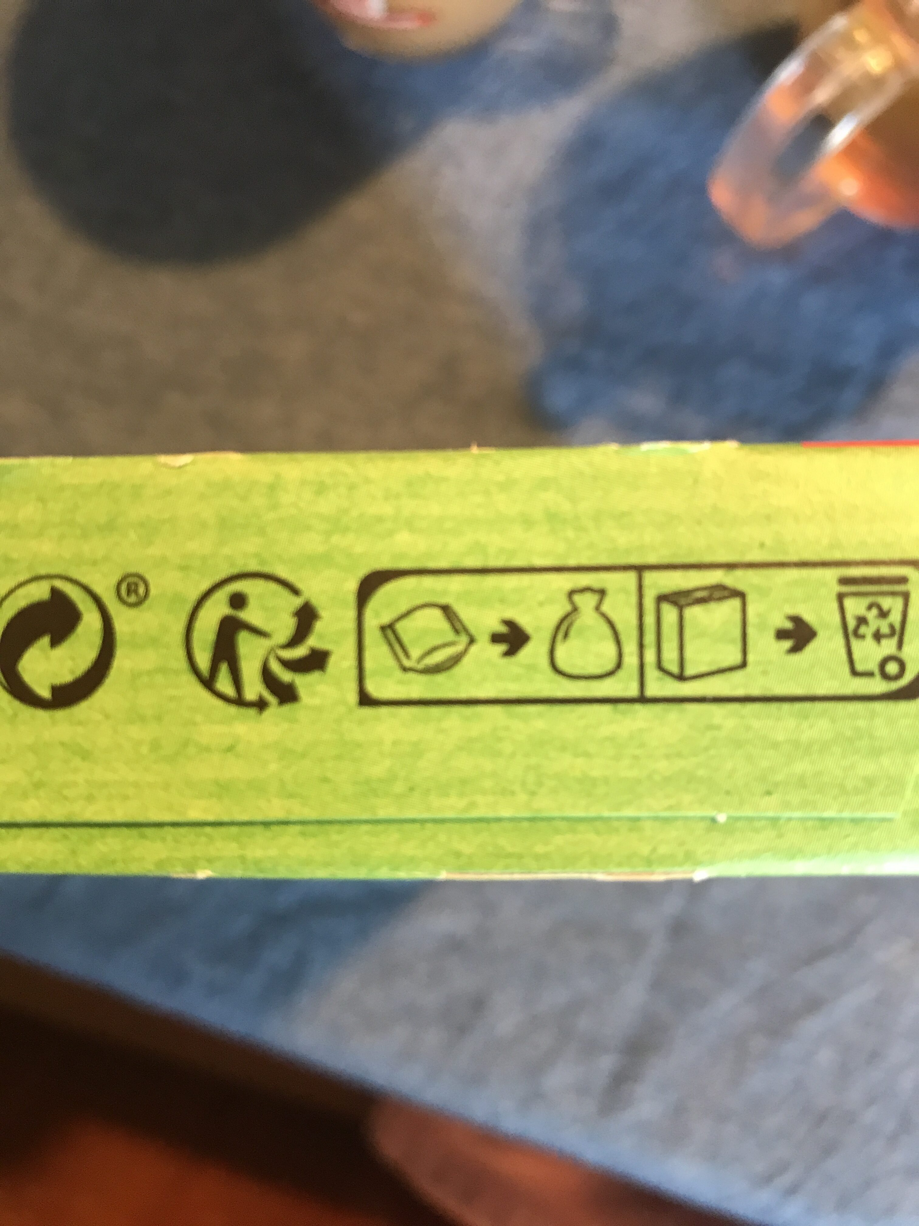 Les Petits Épis - Recycling instructions and/or packaging information - en