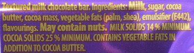 wispa - Ingredients - en