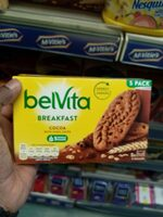 belvita breakfast cocoa with chocolate chips - Product - en