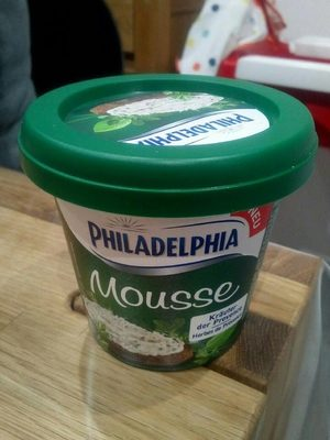 Philadelphia Mousse , Kräuter Der Provence - Produit - fr