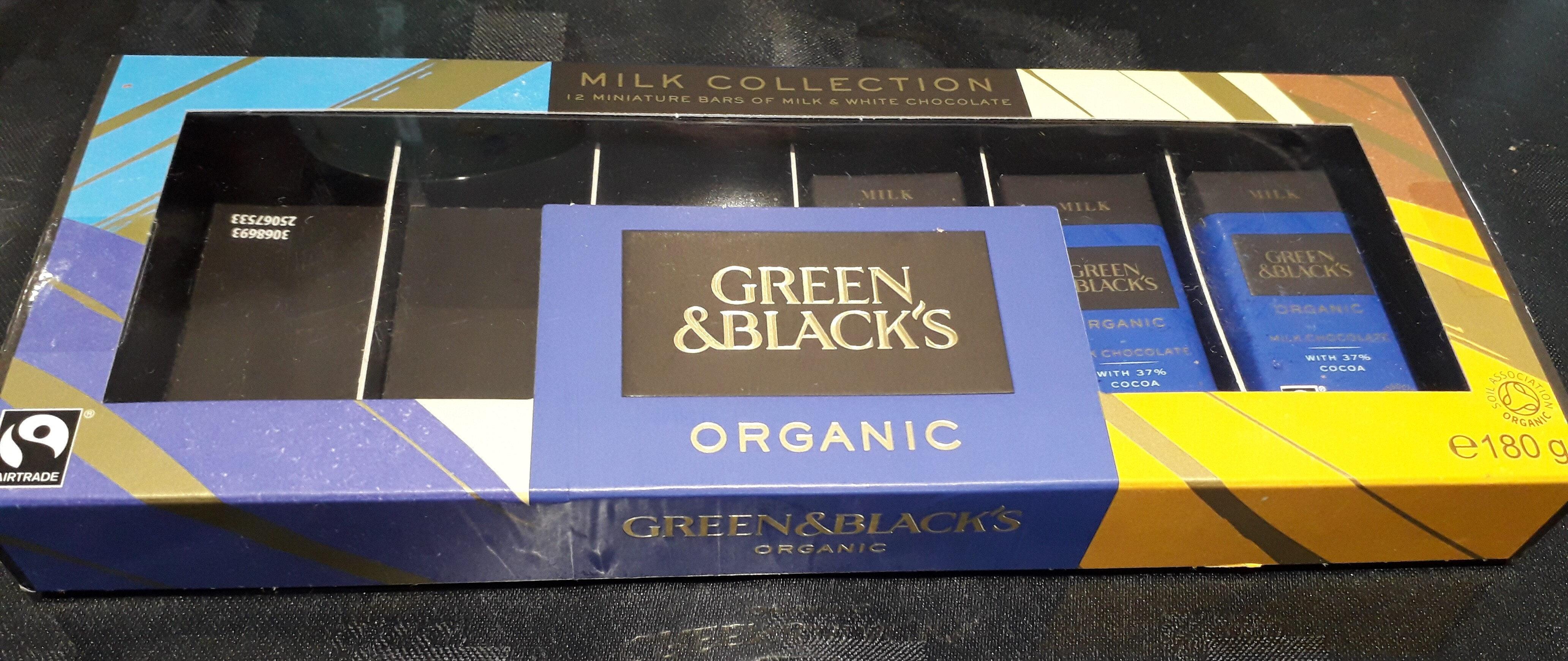 Milk Collection Organic - Produit - en