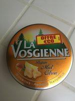 Bonbon  arôme naturel parfum miel citron - Produit - fr