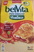Belvita petit dejeuner moelleux - Product - fr