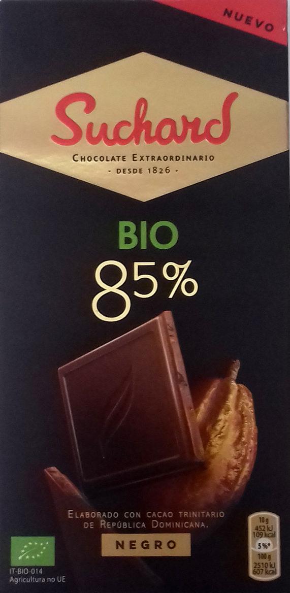 Bio chocolate ecológico cacao trinitario de república - Producto