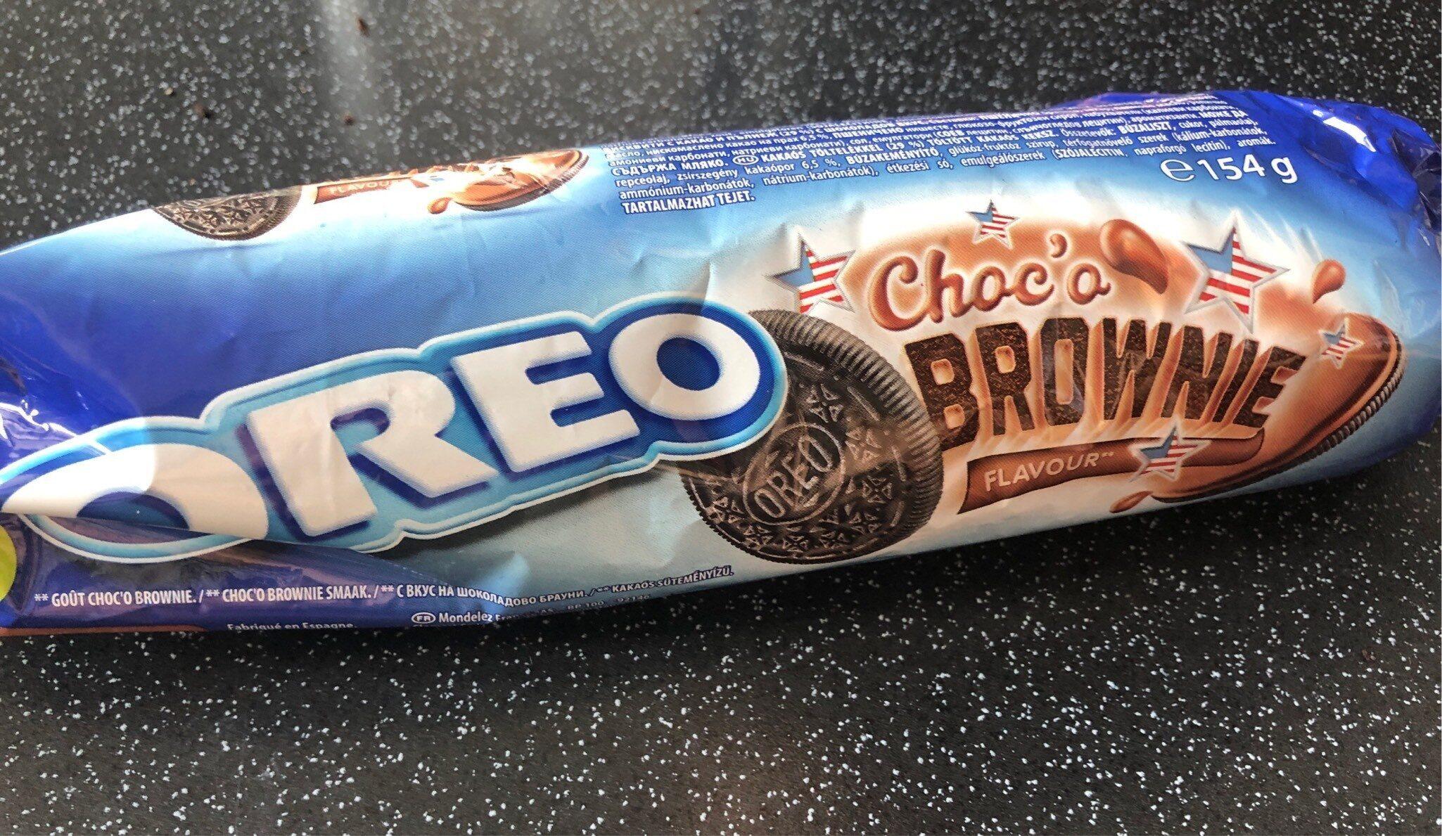 Oreo Choco Brownie - Produit - fr