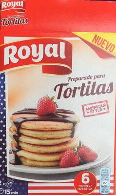 Preparado para tortitas - Producte
