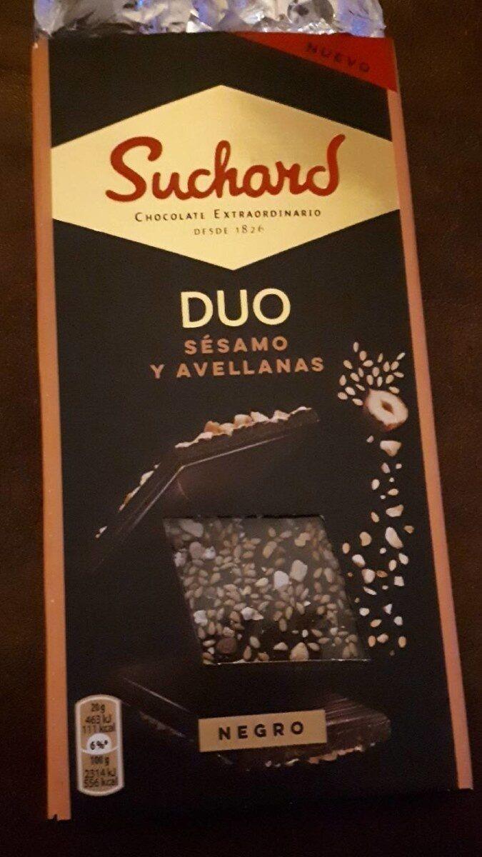 Duo sesamo y avellanas - Product