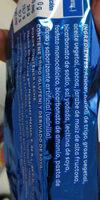 Galletas Oreo - Ingredientes - en