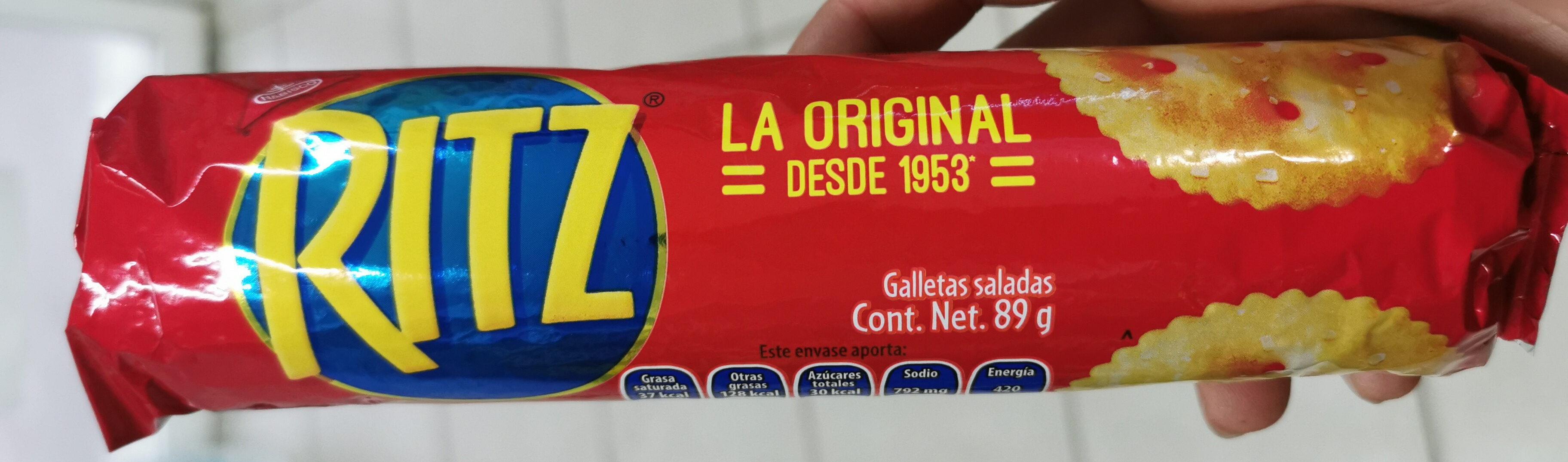 Ritz - Producto - es