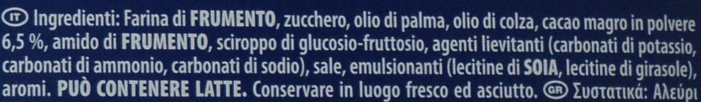 Oreo Brownie - Ingredienti - it