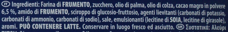 Oreo Brownie - Ingredients - ro