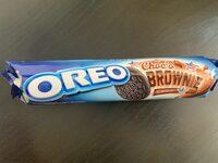 Oreo choc'o brownie - Produkt - ro
