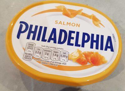 Philadelphia salmon - Product