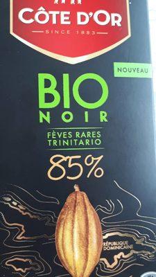 Chocolat Bio noir - 7