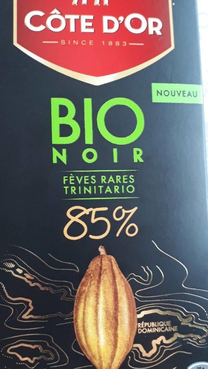 Chocolat Bio noir - Product