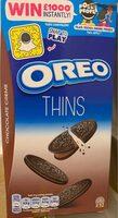 Oreo Thins - Producto