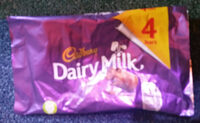 Dairy Milk - Product - en