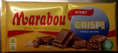 Marabou Crisp! - Product